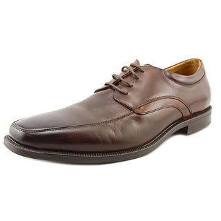 Florsheim Forum Men 3E Moc Toe Leather Brown Oxford