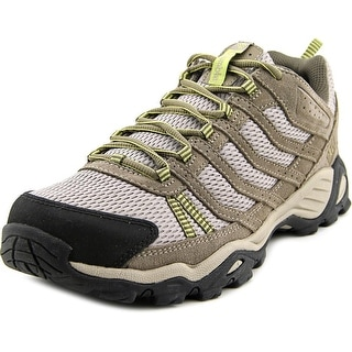Columbia Helvatia Women Round Toe Synthetic Brown Trail Running