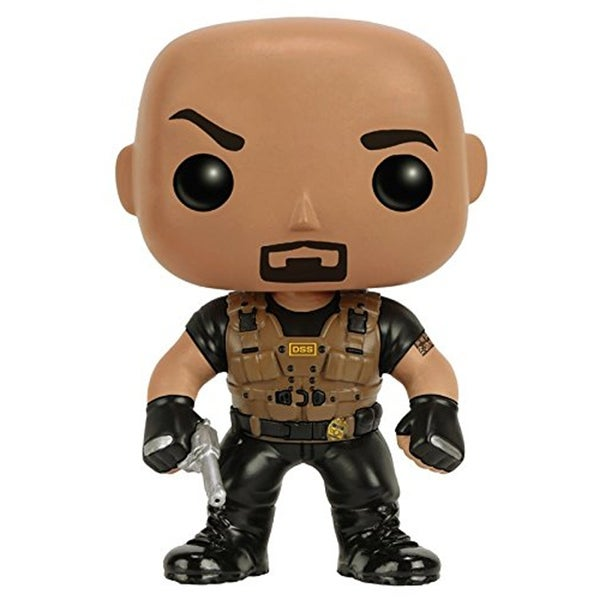 Fast & Furious Funko POP Vinyl Figure Luke Hobbs - multi