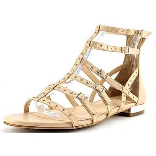 Vince Camuto Hevelli Open Toe Leather Gladiator Sandal