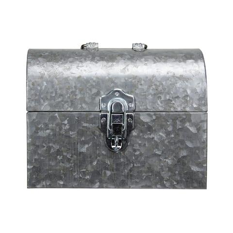 "Brewster FADX9062A Habitat Derry 10"" Wide Metal Decorative Case"