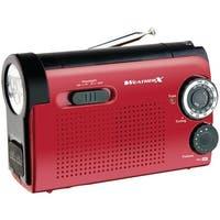 Weatherx Wr182R Weatherx Flashlight With Am/Fm/Weather Radio