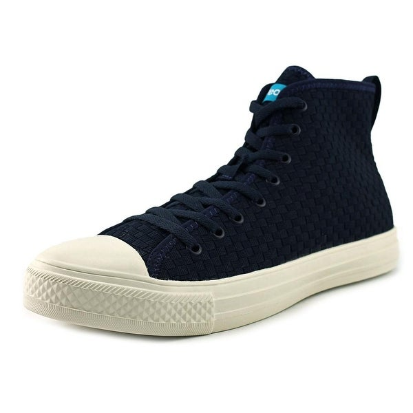 People Footwear The Phillips High Men Paddington Blue/Picket White Sneakers Shoes