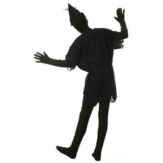 Kids Peter Pan Shadow Disney Halloween Costume