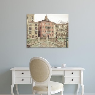 Easy Art Prints Keri Bevan's 'Sunday Morning In Venics' Premium Canvas Art