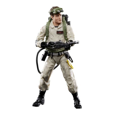 Ghostbusters Plasma Series Ray Stantz Toy 6-Inch-Scale Collectible Classic 1984 Ghostbusters Figure, Kids Ages 4 And Up