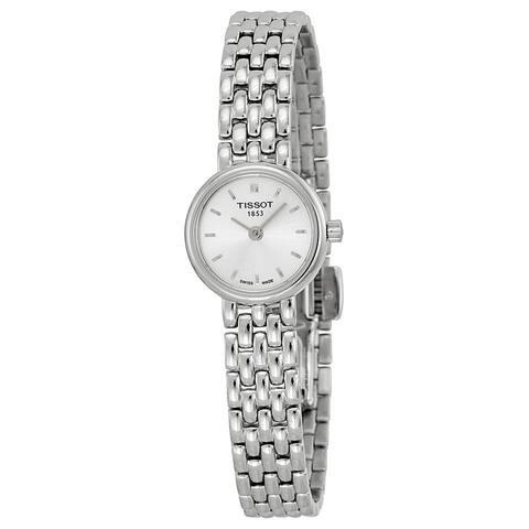 Tissot Women's Silver Dial Watch - T0580091103100