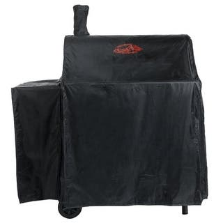 Chargriller 5555 Black Vinyl Smokin' Pro Deluxe Grill Cover|https://ak1.ostkcdn.com/images/products/is/images/direct/f83f8d74763fc24c5fc03b51dab23b4bcd7dca13/Chargriller-5555-Black-Vinyl-Smokin%27-Pro-Deluxe-Grill-Cover.jpg?impolicy=medium