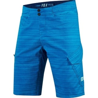 Fox Racing Ranger Cargo Heather Short - 19030-522 - Heather Blue