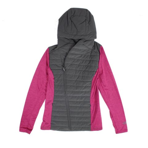 The North Face Purple Womens Size Medium M Vida Full Zip Jacket