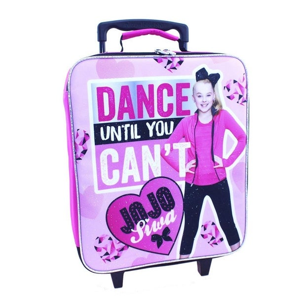 Shop Nickelodeon Jojo Siwa Pilot Case Rolling Luggage