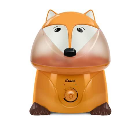 Crane Adorable Ultrasonic Cool Mist Humidifier - Woodland-Fox-