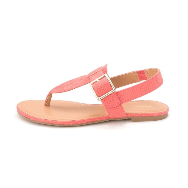 Style & Co. Womens RACHAEL Casual Slide Sandals