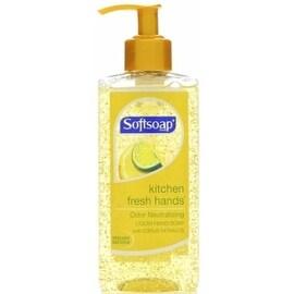Softsoap Kitchen Citrus Liquid Hand Soap, 10 oz