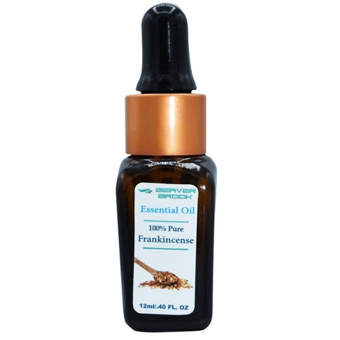 Beaver Brook 100% Pure Essential Oil Aromatherapy Highest Quality Therapeutic Grade 12 ml Dropper Bottle - 12ml