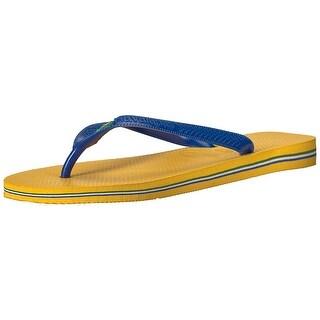 Havaianas Men's Urban Craft Sandal Indigo Blue