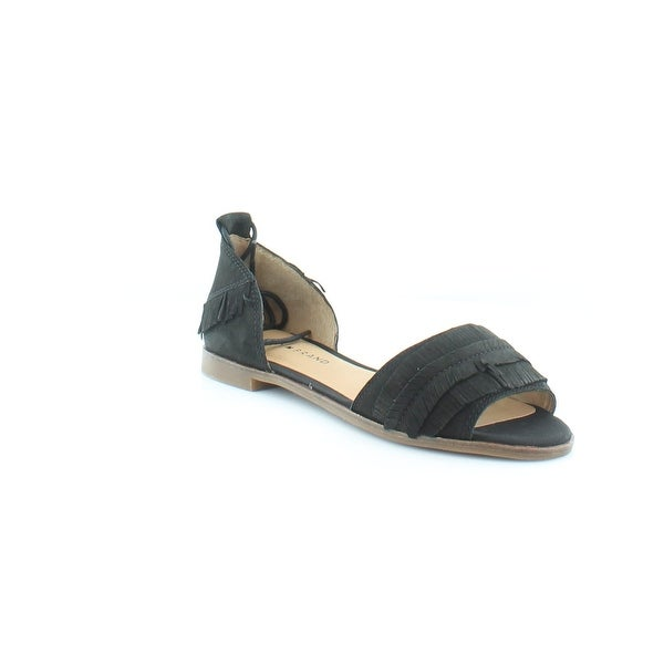 Lucky Brand Gelso Women's Sandals & Flip Flops Black