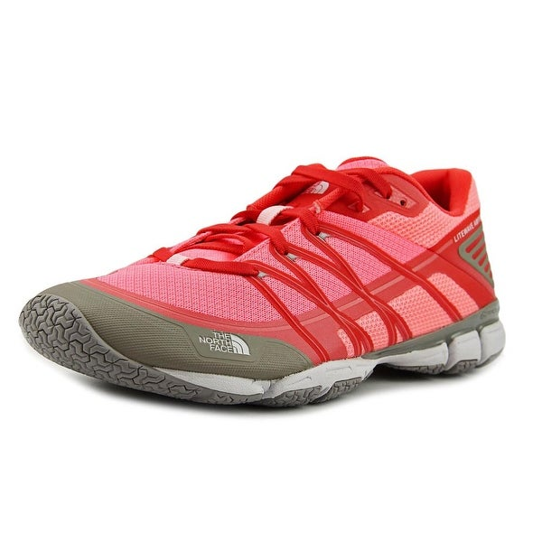 The North Face Litewave Ampere Women Round Toe Synthetic Pink Walking Shoe