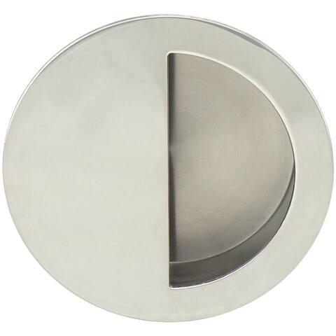 "INOX FHIX02 3-1/2"" Diameter Flush Pull -"