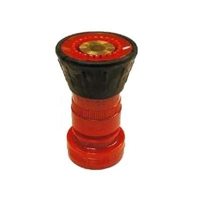 Abbott Rubber JAHN-150-NST Hose Fog Nozzle, 1.5 NST, Plastic