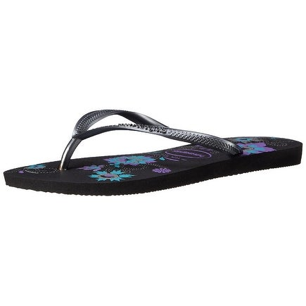 Havaianas Womens SLIM oRGANIC Open Toe Casual