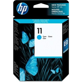 Ink, Hp No 11 Cyan Ink Cartridge