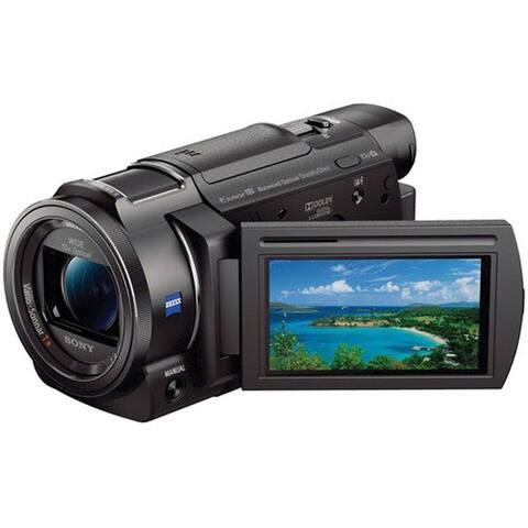 Sony 4K HD Video Recording FDRAX33 Handycam Camcorder (PAL)