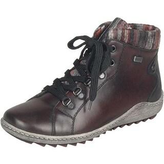 Remonte Womens Remonte Liv 73 Square Toe Ankle Fashion Boots