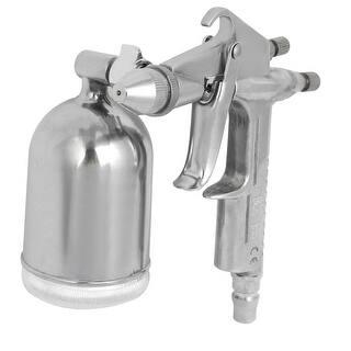 K-3 0.5mm Nozzle Spray Gun Sprayer Paint Tool Silver Tone|https://ak1.ostkcdn.com/images/products/is/images/direct/f84f3d81db40a550355546d03d09fc35d4cf4de6/K-3-0.5mm-Nozzle-Spray-Gun-Sprayer-Paint-Tool-Silver-Tone.jpg?impolicy=medium