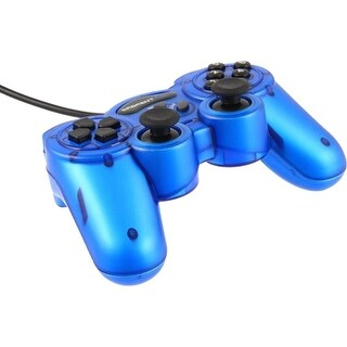 Sabrent USB-GAMEPAD Sabrent Twelve-Button USB 2.0 Game Controller For PC - Cable - USBPC, Mac - 6.5 Cable