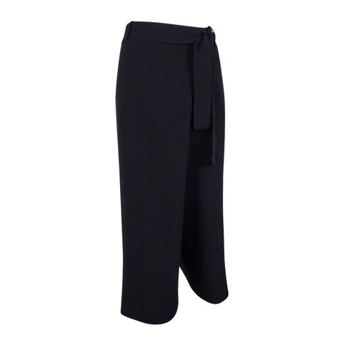 Anne Klein Women's Culotte Pants with Sash