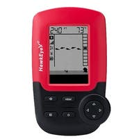 Hawkeye Fishtrax Icon Portable Fish Finder - FT1P