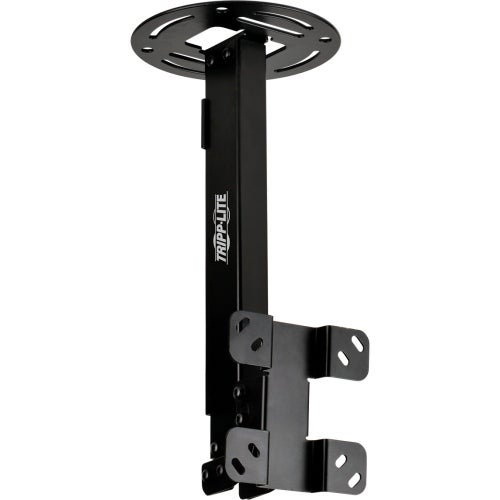 "Tripp Lite DCTM Tripp Lite Display TV Ceiling Monitor Mount Arm Swivel Tilt 13""-37"" Screen - 80 lb Load Capacity -"