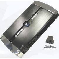 2600 Watt Max 1 Channel Mosfet Car Audio Amplifier
