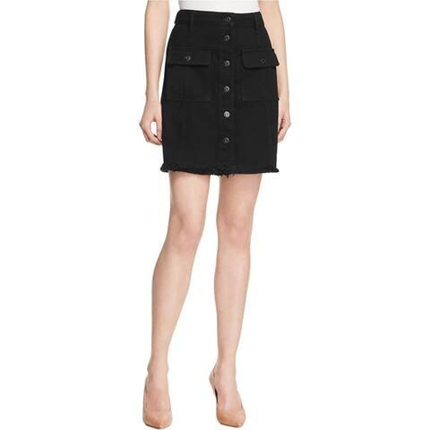 Hidden Jeans Womens A-Line Skirt