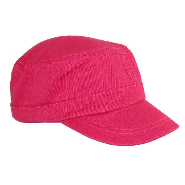 Something Special Cotton Classic Solid Sport Cadet Cap