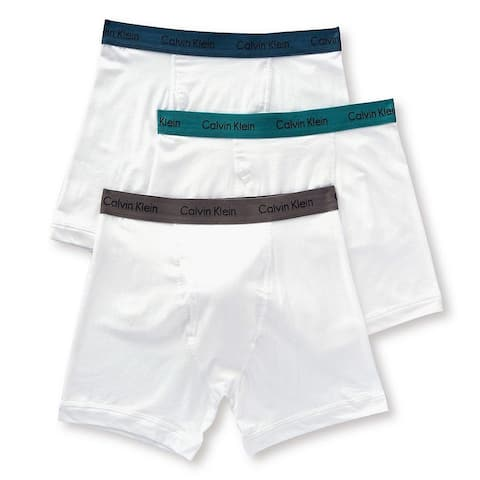 da9027aa792 Calvin Klein Cotton Stretch Boxer Brief - 3 Pack (NU2666)