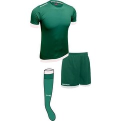 Bremen Jersey Shorts - Green