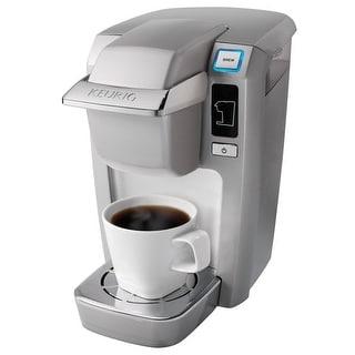 Keurig 119250 Mini Plus Personal Coffee & Tea Brewer, Platinum