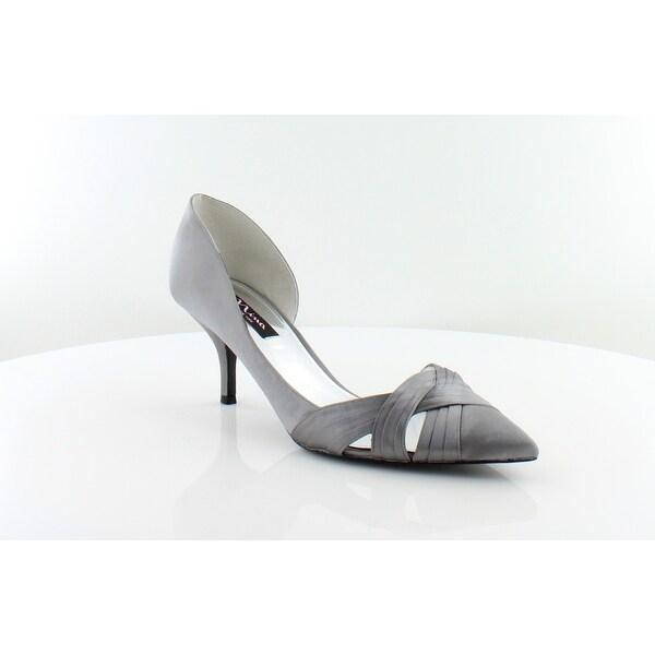 Nina Bessy Women's Heels Metal Dust - 10
