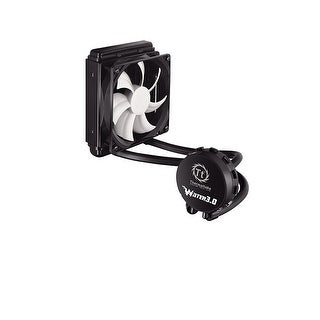 Thermaltake Water 3.0 Performer C 120Mm Aio Liquid Cooling System Cpu Cooler