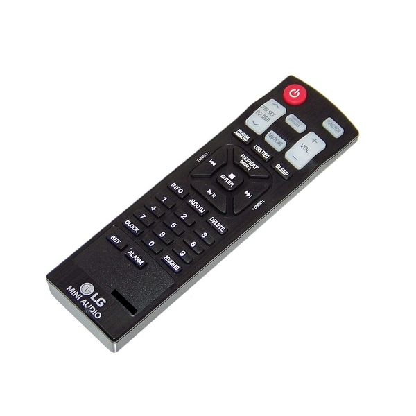 OEM LG Remote Control Originally Shipped With: OM5541, OM5541FB