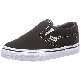 b29585d3b5 Shop Vans Unisex Child Classic Slip On - Black - 10 Toddler - Free Shipping  On Orders Over  45 - Overstock - 20554216