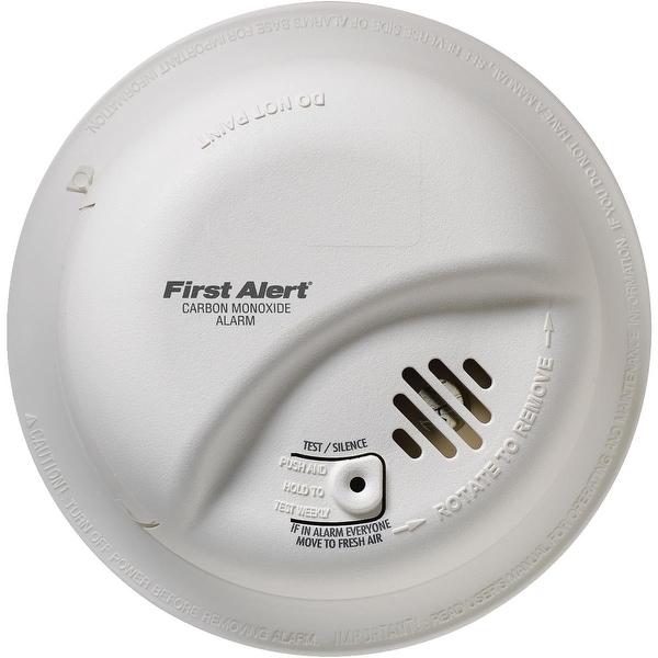 First Alert Hardwire Co Detector