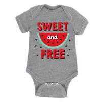 Sweet And Free  - Infant One Piece