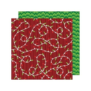 AMC All Wrapped Up Paper 12x12 Merry & Bright