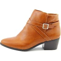 Karen Scott Womens Falonn Closed Toe Ankle Fashion Boots