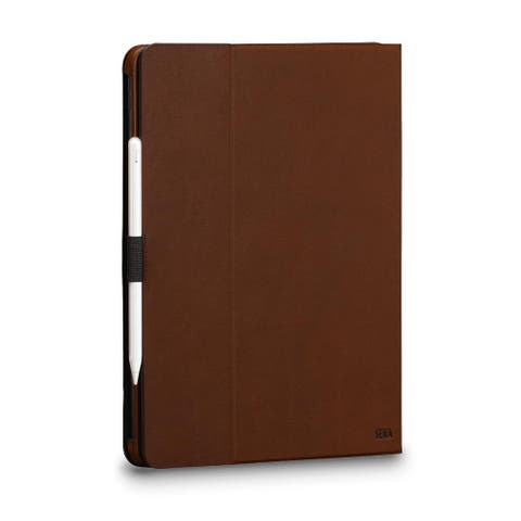SENA Cases Vettra Leather Case for iPad Pro 12.9 in. Black (2018) - SHD310NPUS