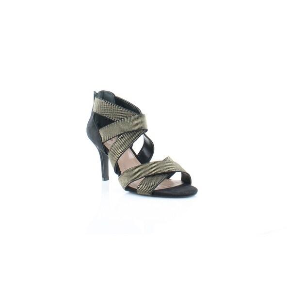 Style & Co. Seleste Women's Heels Black / Gold - 7