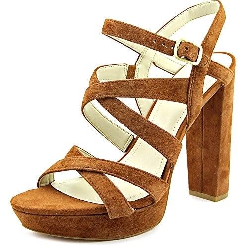 BCBGeneration Womens Morgan Open Toe Casual Strappy Sandals